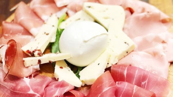 Suggerimento dello chef - Giana Risto Pub Braceria Pizzeria, Casalnuovo di Napoli