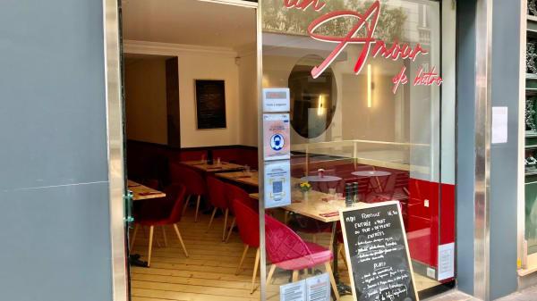Un Amour de Bistro, Paris