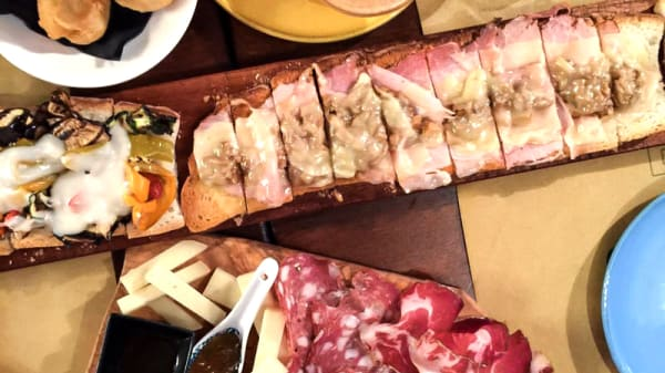 Suggerimento dello chef - Johnny Bruschetta Firenze, Firenze