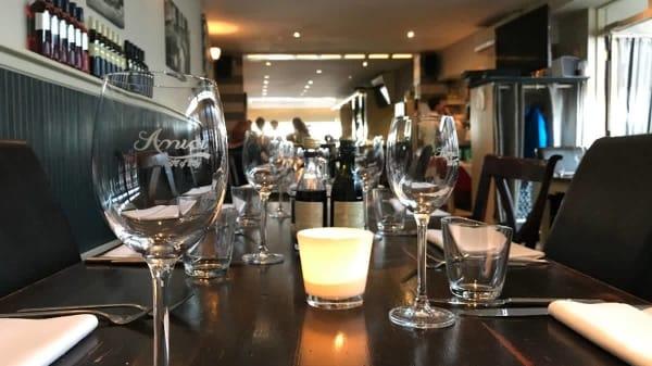 restaurant - Restaurant Amici, Den Haag