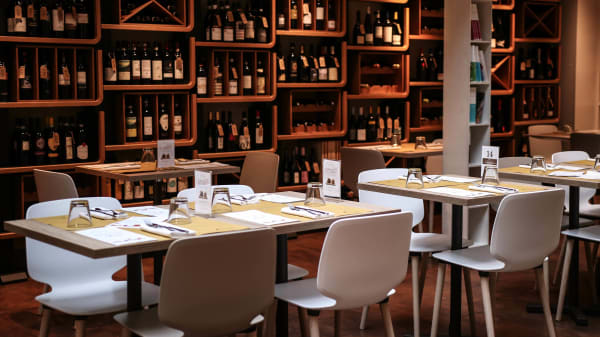 Sala - Il Ristorante Pizza & Cucina - Eataly Firenze, Florence