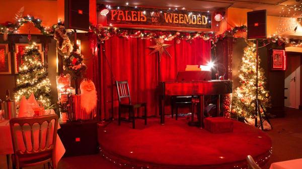 Dinnershow Paleis van de Weemoed, Amsterdam