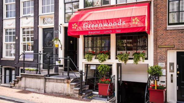 Greenwoods (Keizersgracht), Amsterdam