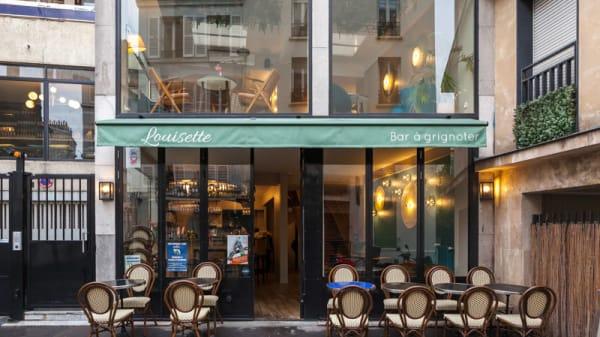 Entrée - Louisette, Paris