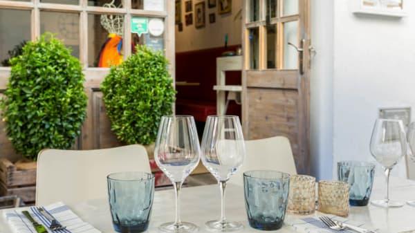 Terraza - Mama's picanteria, Sitges