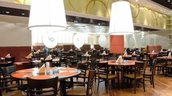 Vista da sala - BON Restaurante, São Paulo