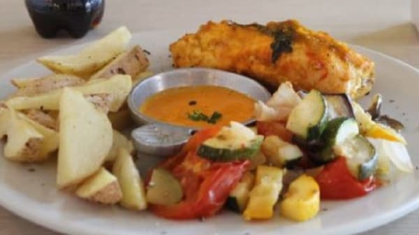 Sugerencia del chef - Al Franchute, Bogotá