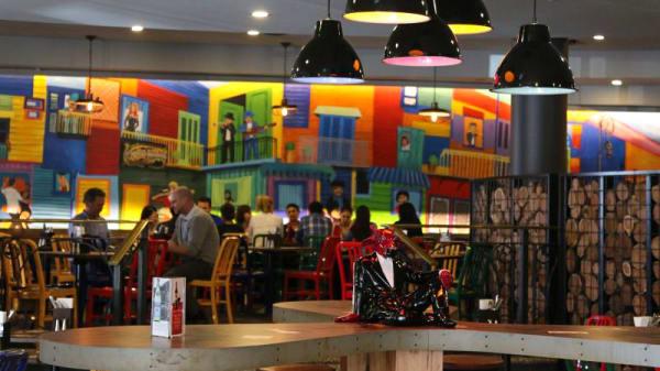 Restaurant - La Boca Bar & Grill Sydney Airport, Mascot (NSW)