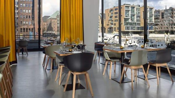 Innenansicht - Kinfelts Kitchen & Wine, Hamburg
