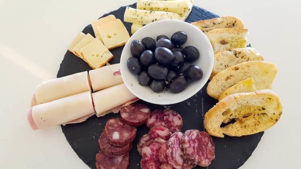Sugestão do chef - 12 Marés, Arcozelo