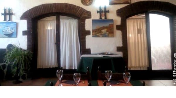 Vista comedor - Posta Xipreret, Vallirana