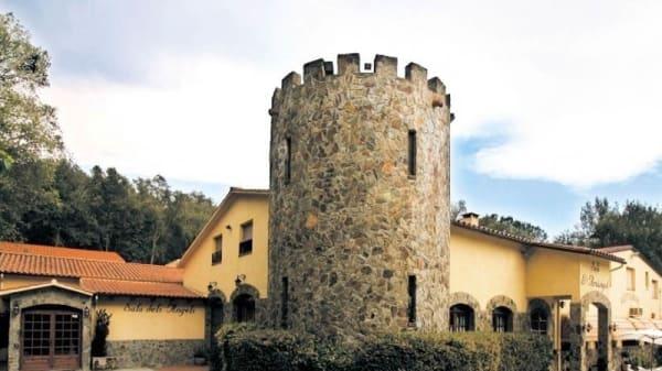 Vista exterior - Grions, Sant Feliu De Buixalleu