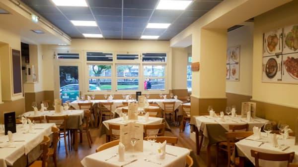 Vista del interior - Bar Restaurante O'rison, Gijón