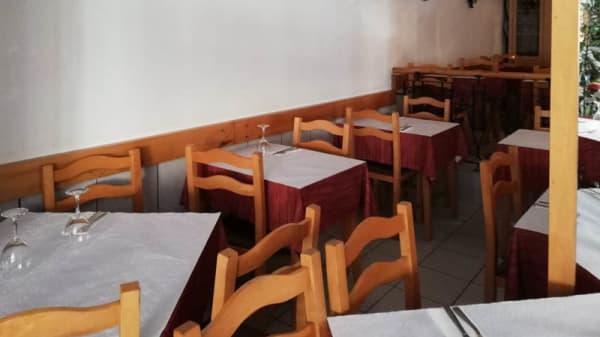 Vista da sala - Restaurante Natario, Porto