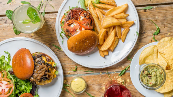 Sugestão prato - B Perfect Burgers, Lisboa