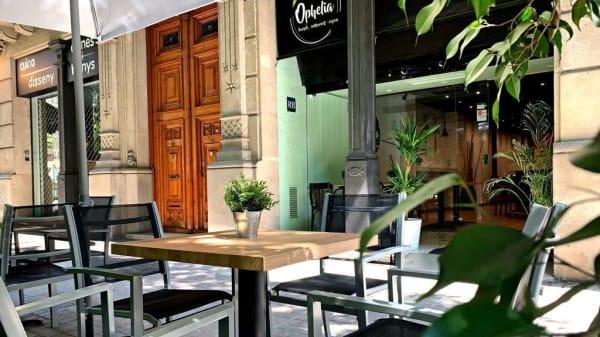 Terraza - Ophelia, Barcelona