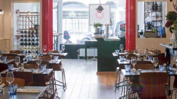 Het restaurant - Braadstaal, Den Haag
