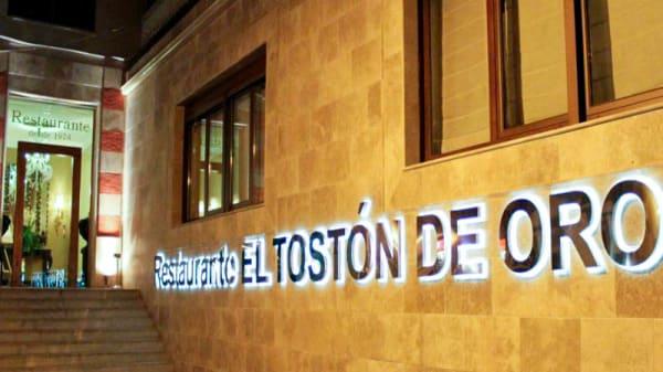 Entrada - El Toston de Oro, Arevalo