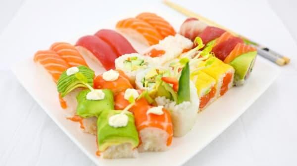plat - Le Kobe Sushi Jean Jaurès, Nice