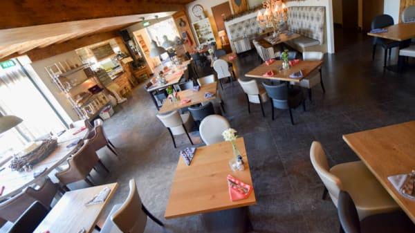 Het restaurant - Brasserie De Meerpaal, Zoutelande
