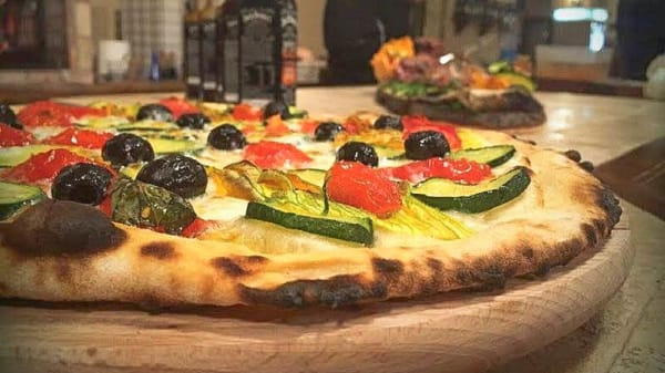 Pizza - Il Caminetto, Rocca Di Papa