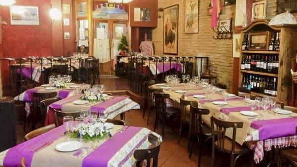 Vista sala - Casa la Pepa, Valencia