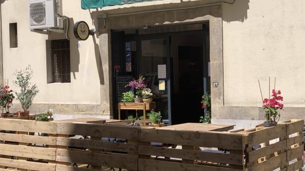Grande terrasse - Bar à Manger, Marseille