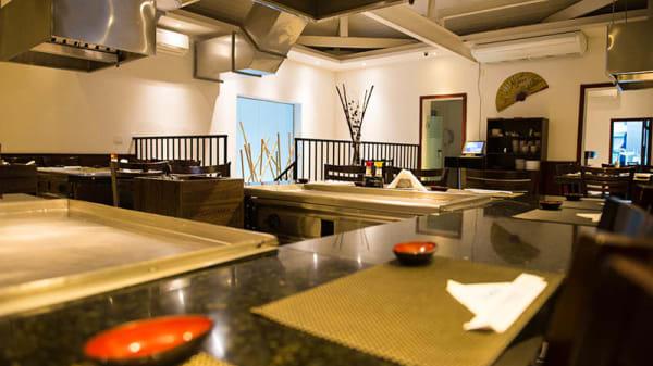 Vista da sala - Shinju - Espaço Teppan & Sushi, São Paulo