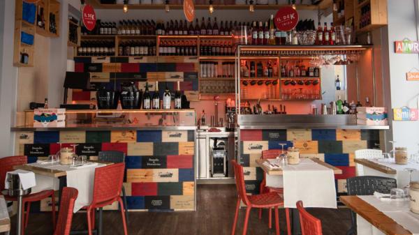 Il Dek Italian Bistrot Ibiza, Eivissa