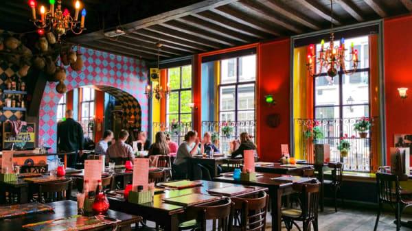 Het restaurant - Popocatepetl Breda, Breda