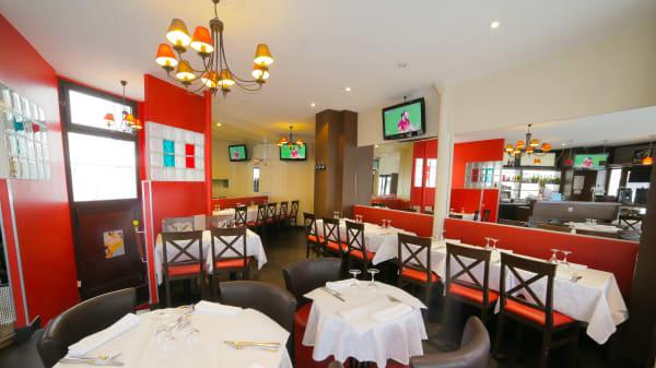 Aperçu de l'intérieur - Restaurant Momento (Franco-Italien), Paris