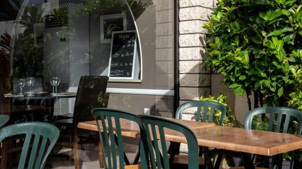 Vue de la Terrasse - Sergio, Cachan