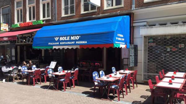 O Sole Mio - Pizzeria O Sole Mio, Amsterdam