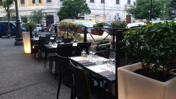 Esterno - La Vineria, Rome