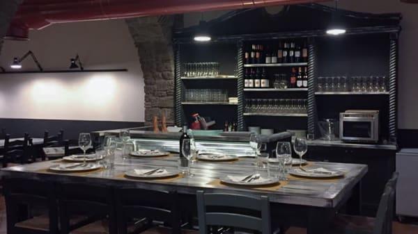 Sala del ristorante - Fabrique Bistrot, Marino