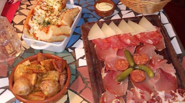 Spécialité du Chef - La Peña Andaluza, Grenoble