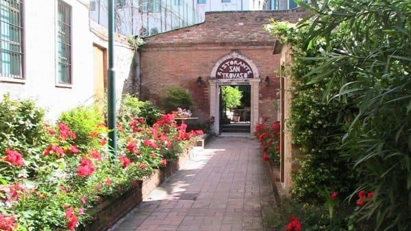 Ristorante San Trovaso - Ristorante San Trovaso, Venice