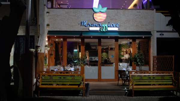 rw fachada - Mamaggiore Cucina Italiana, São Paulo