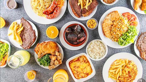 Sugestão do chef - Picanha na Brasa, São Paulo