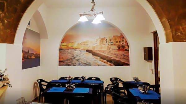 vista sala - Le Mura Di Tramontana, Trapani
