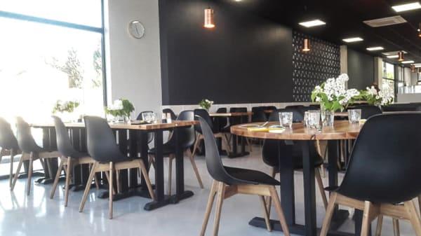 Salle du restaurant - L'Esprit du Pain se met à Table, Albi
