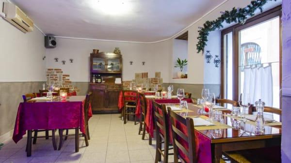 Vista sala - La Colonna, Brescia