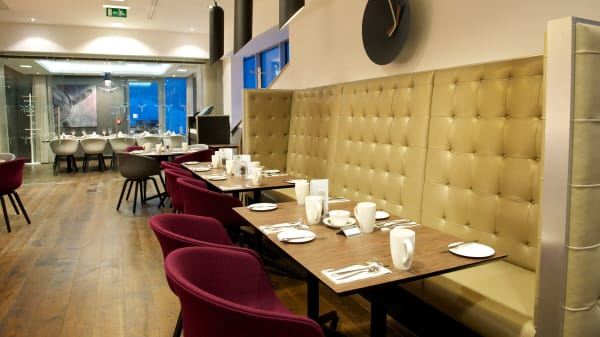 1935 Rooftop Restaurant - Holiday Inn Southend, Southend-on-Sea
