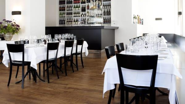 Restaurant Rubino, Bâle