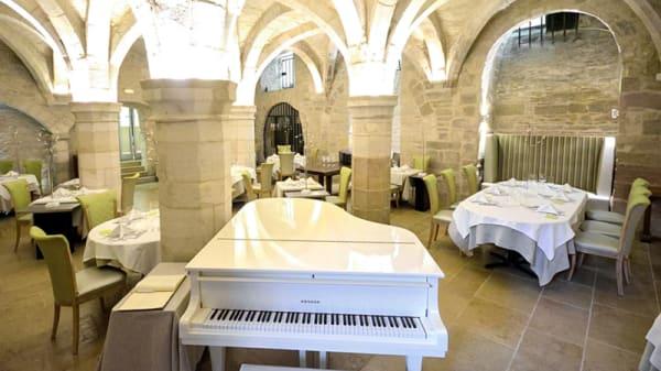 Salle restaurant - La Dame d'Aquitaine, Dijon