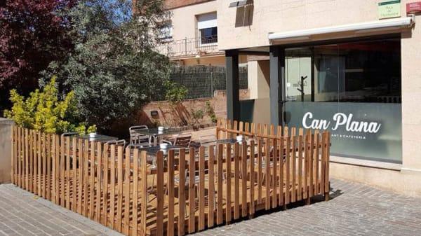 Fachada - Can Plana, Sant Fruitos De Bages