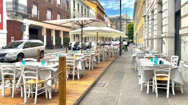 Del Ponte, Milan