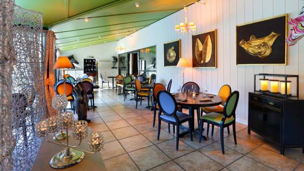 Salle du Restaurant - La Parenthèse, Chasseneuil-du-Poitou