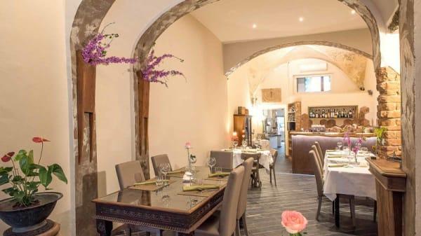 Vista sala - Cuculia Ristorante, Firenze