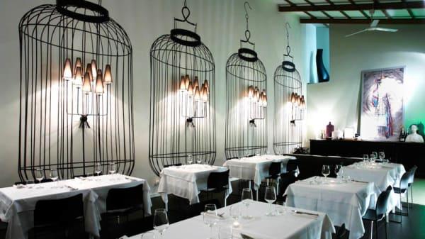 vista sala - Soho Restaurant, Milan